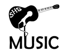SHS Music Booster Club Logo
